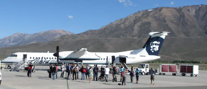 Embark Aviation and Mammoth Lakes Tourism form Marketing Partnership