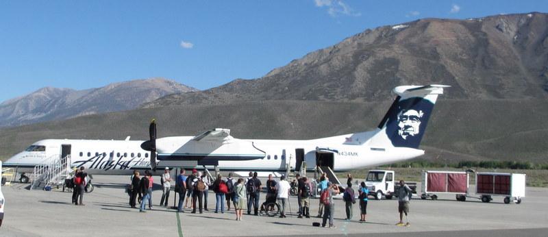 Embark Aviation and Mammoth Lakes Tourism form Marketing Partnership