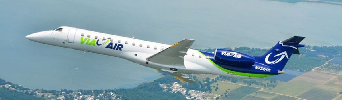Embark Aviation and ViaAir Expand Commercial Partnership