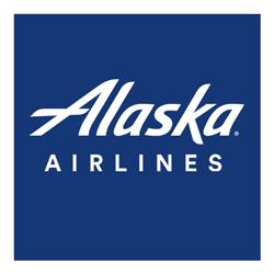 Alaska reverse logo