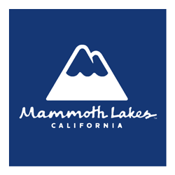 Mammoth reversed logo