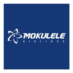 Mokulele reversed logo