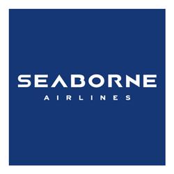 Seaborne reversed logo