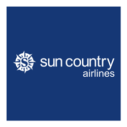 SunCountry reversed logo